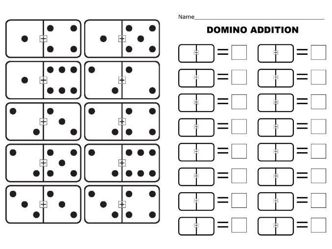 Kipper Toybox Playdough Mats Teaching Resources Free Domino