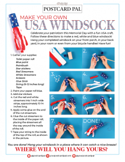 How To Make A Windsock