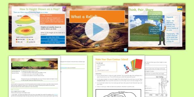 Map Skills Lesson Pack
