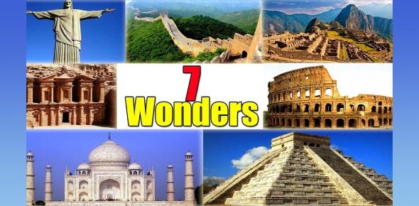 Quiz Seven Wonders Of The World Trivia