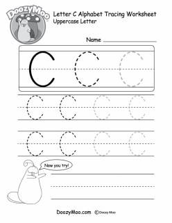 Alphabet Practice: C