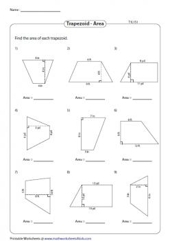 Trapezoid Perimeters