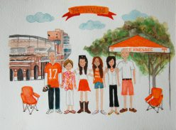 Family Pride: Family Drawing