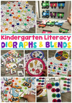 Sorting Blends And Digraphs