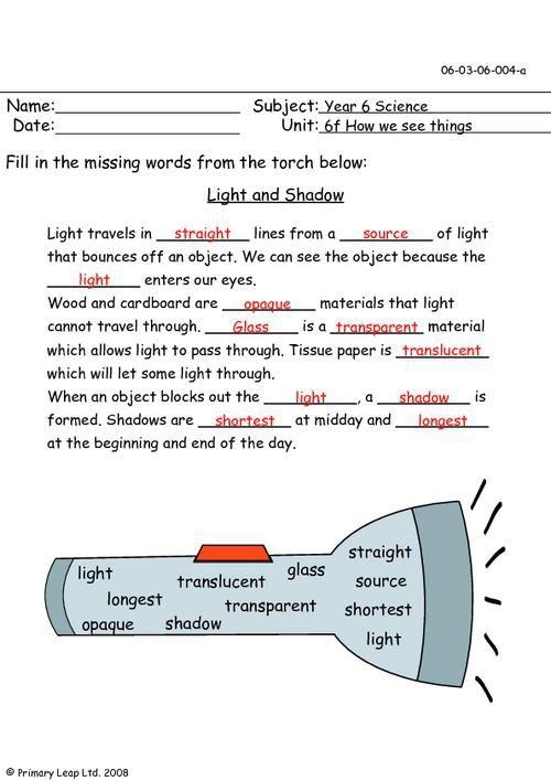 Home Worksheets Interactive My Progress