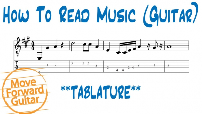 How To Read Music Guitar