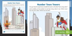 Which Tower Is Taller?