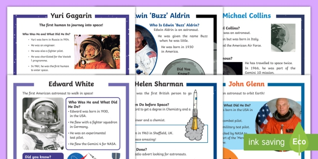 Ks Space Differentiated Reading Comprehension Worksheets