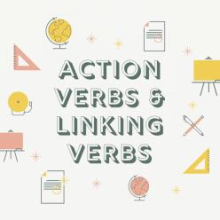 Great Grammar: Present Tense Linking Verbs