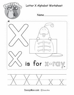 Letter X