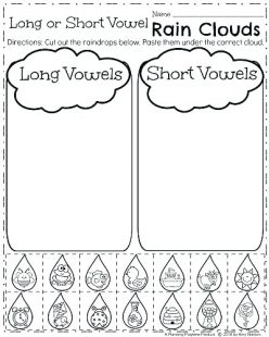 Short And Long Vowel Review