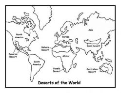 Where In The World Is The Desert Biome?