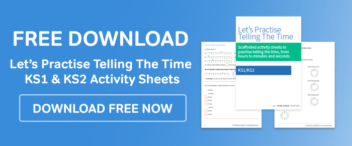 Of The Best Telling The Time Worksheets And Games For Ks Maths
