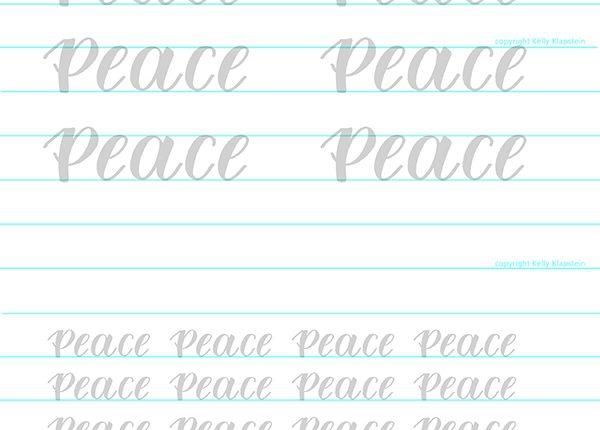 Peace  Kelly Creates