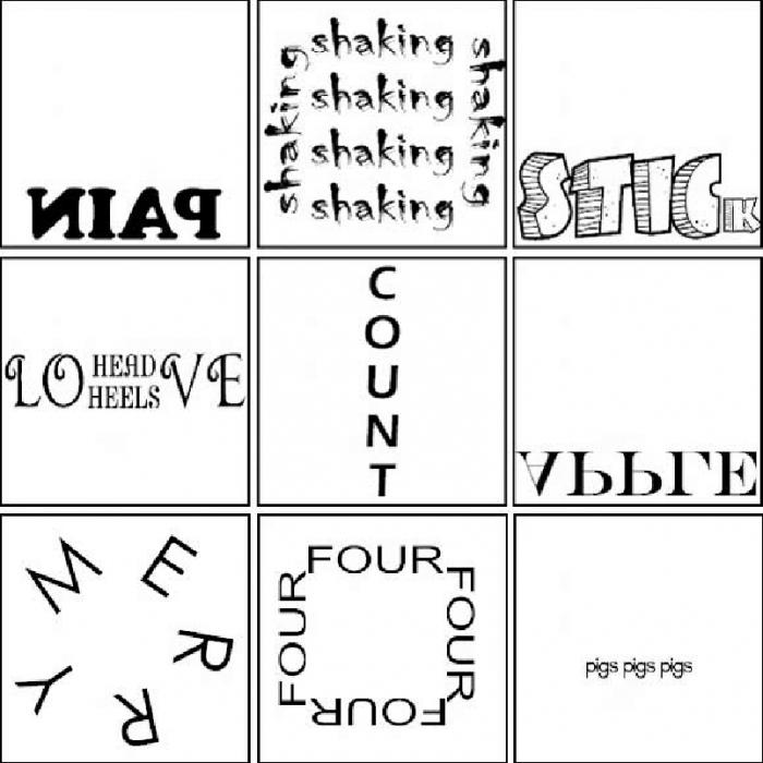 Rebus Puzzles Worksheets
