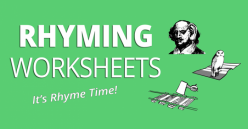 Rhyming Words Puzzle #5