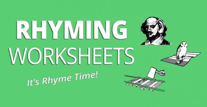 Rhyming Worksheets Can You Guess The Rhyme