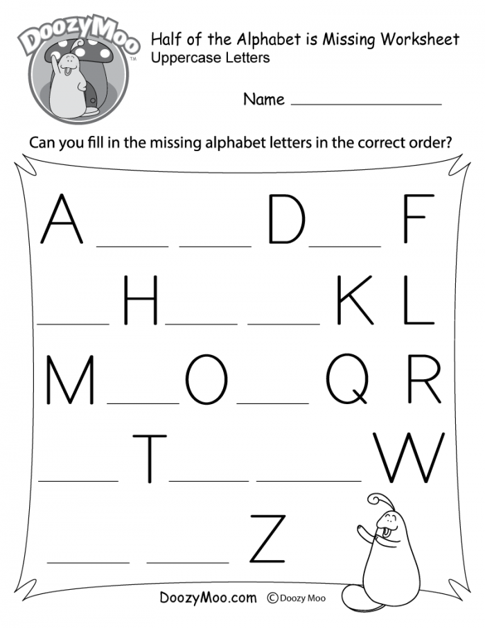 There Are  Letters That Have Disappeared From The Alphabet Kids
