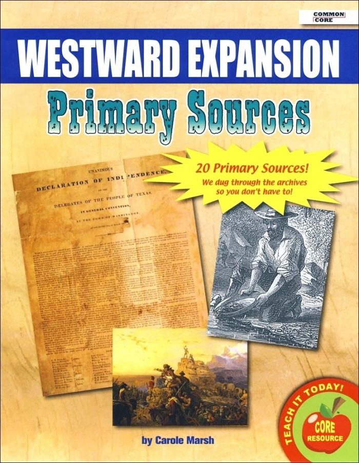 Westward Expansion Reading Comprehension Worksheet