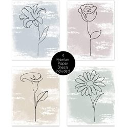 Comparing Pictographs: Tulips And Daisies