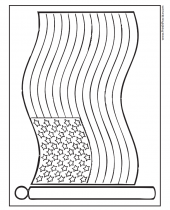 Flag Coloring Pages Us Flag Britain Canada Triband And Tricolor