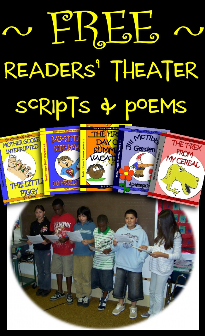 Free Readers Theater