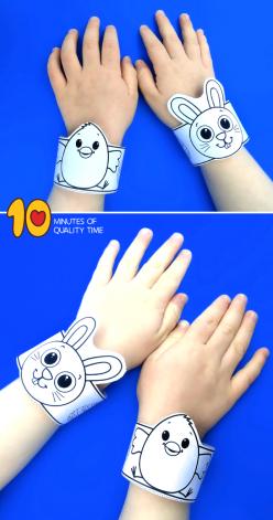 Make Fun Bug Bracelets