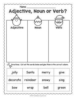 Get Into Grammar: Noun Or Verb?