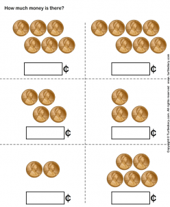 Learn The Coins: The Penny