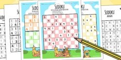 Bear Sudoku