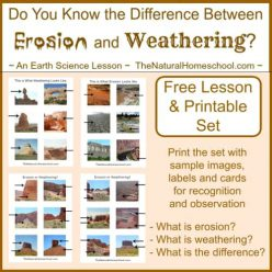 What Is Weathering And Erosion?