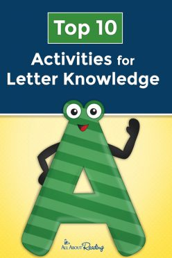 Get Ready For Reading: All About The Letter R