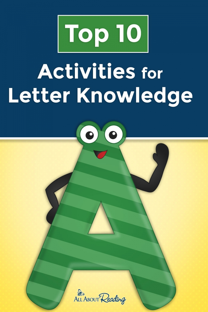 Top  Activities For Letter Knowledge  Free Downloads