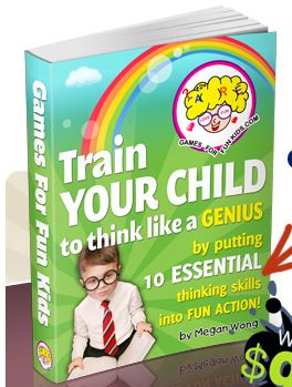 Train Your Child To Think Like A Genius