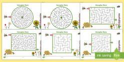 Eco-Friendly Maze: Saving Water
