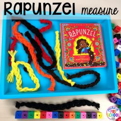 Rapunzel Braid Measurement