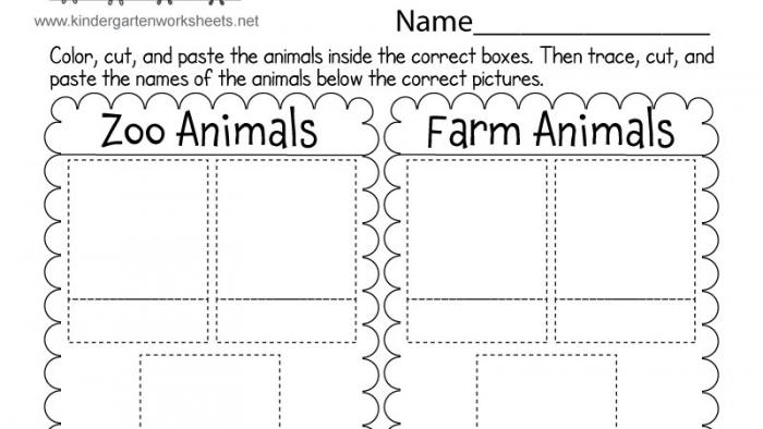 Kindergarten Wsheets On Twitter In This Free Worksheet Kids Can