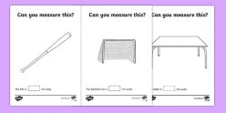 Think And Measure: Centimeters