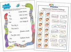 Vocabulary Builder: Descriptive Words