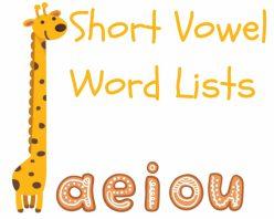 Four Letter Short A Words