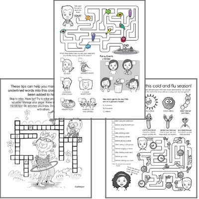 Stop Germs In The Classroom With Free Bulletin Board Posters