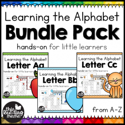 Beginning Reading: All About The Letter A